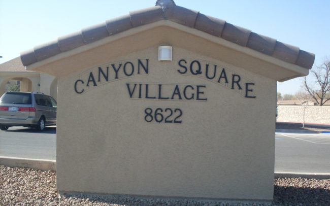 Canyon Square Apartments El Paso